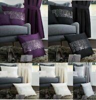Luxury Lovely Aviv Flower Velvet Cushion Covers Silk  Catchy Filled Unfilled