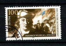 Germany 1994 SG#2609 Gen. Friedrich Wilhelm Von Steuben Used #A24385