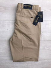 Polo Golf Ralph Lauren Mens Khaki Tailored Fit Pant/Trousers W30 L32 BNWT £135