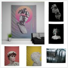 Abstract Sculpture Fantasy Tapestry Art Wall Hanging Cover Home Decor
