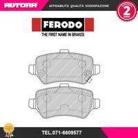 FDB1521-G Kit pastiglie freno a disco post.Opel (FERODO)