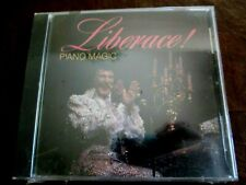 VINTAGE LIBERACE PIANO MAGIC CD* A 25049 *NEW SEALED* 1994