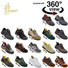 URGENT 360º Arbeitsschuhe Sicherheitsschuhe Sandale Stahlkappe Schuhe & Stiefel