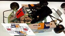 Decals Kart Fernando Alonso 1:32 1:24 1:43 1:18 64 87 slot calcas