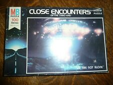 """Vintage Close Encounters Of The Third Kind Jigsaw Puzzle~108 Pcs~16"""" X 11"""""""