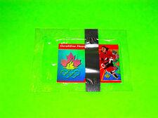 GERALDINE HEANEY 1998 WOMENS CANADA OLYMPIC HOCKEY TEAM GENERAL MILLS CARD