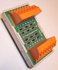 13 x S1M Diodenmodul für Hutschiene, 0,5A, 24V (wie 1N4007) mit Wago Klemmen