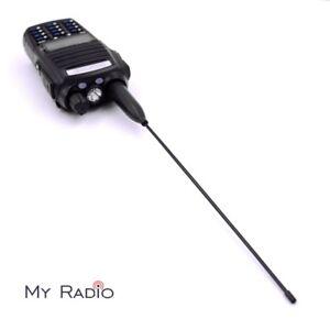 Soft Antenna SMA-Male&Famle&BNC 144/430MHz Dual Band High Gain Antenna aerial