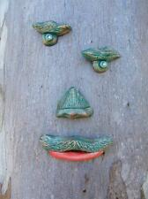 """Tree Face Mould - Garden Ornament for Trees, Fences, Walls Etc New - """"Albert"""""""