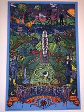Grateful Dead Fare Thee Well Chicago Poster Print David Welker Official Print.