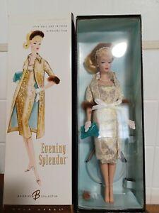 Gold Label Evening Splendor 1959 Reproduction Collectors Request Barbie *Read
