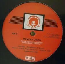 """Asha Bhosle SEALED 12"""" Bombay Disco 2014 Disco Bollywood M/M"""