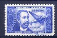Sello de España 1944 nº 983 Dr. Thebussem nuevo sin charnela  ref.A1