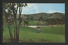 Sports Golf postcard St. Croix, Virgin Islands Fountain Valley Golf Club