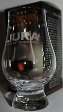 JURA DISTILLERY LOGO GLENCAIRN WHISKY TASTING GLASS