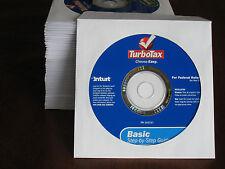2005 TurboTax FEDERAL Return Turbo Tax factory NEW sealed CD !