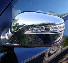 Accesorio para Hyundai Ix35 2010-2015 Tapas de Retrovisores Cromo Espejo