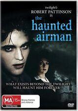 The Haunted Airman (DVD, Region 4) Robert Pattinson - Brand New, Sealed