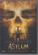 Asylum   DVD NEU FSK 18