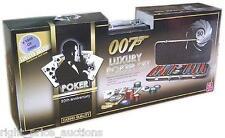 BRAND NEW Cartamundi JAMES BOND 007 Luxury Poker Set 500 Chips Limited Edition