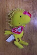 Peanuts Whitman's Valentine'S Day Woodstock Stuffed Animal New