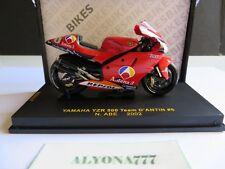 1/24 Ixo 2002 YAMAHA YZR500 N.ABE Antena 3 Moto Bike Motorcycle 1:24 Altaya/ IXO