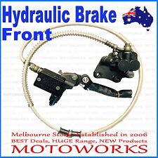 Hydraulic Front Disc Brake Caliper System + Pads 125cc 150cc PIT PRO Dirt Bike