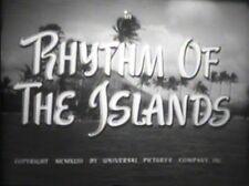 RHYTHM OF THE ISLANDS  1943 JANE FRAZEE, ALLAN JONES