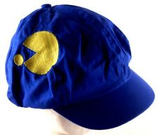 Klonoa Poorboy Blue One Size Cap Hat Video Game Pac Man Dot