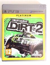 Colin McRae Dirt 2 PS3 PlayStation 3