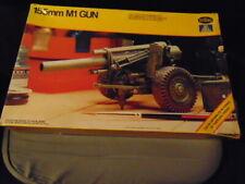 New ListingTestors 155mm M1 Gun Model Kit 1/35th Scale Model Kit