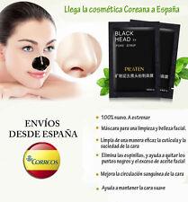 2 Mascarilla Facial negra PILATEN - Elimina puntos negros, espinillas, acné, etc