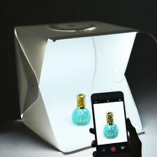 Portable Folding Lightbox Photography Studio Softbox Led Light Soft Box for Dslr