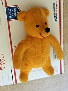 "Vintage GUND 15"" Winnie the Pooh Stuffed Plush J Swedlin Walt Disney Productions"