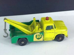 DODGE WRECK TRUCK ~ Lesney Matchbox No. 13 D Made in England in 1965