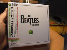 TOCP-71041~53 (13) CD Box Set The Beatles in Mono Sealed Japan 09-09-09