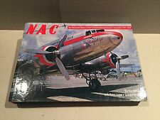 NAC NEW ZEALAND NATIONAL AIRWAYS CORPORATION ILLUSTRATED HISTORY BOOK R WAUGH