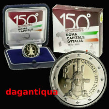 ITALIA 2 EURO  ROMA CAPITALE PROOF 2021  n 3