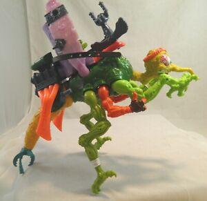 Vintage 1990 Playmates TMNT Ninja Turtles Needlenose Action Figure Toys