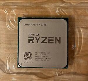 CPU AMD Ryzen 7 2700 3,7GHz