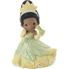 New Listing$ New Precious Moments Disney Porcelain Figurine Princess Tiana Prince Frog