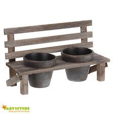 Portafiori legno giardino in vendita ebay for Portafiori in legno
