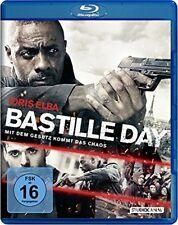 Blu-ray * Bastille Day * NEU OVP * Idris Elba