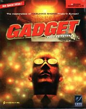 GADGET past as Future - Brand New and Sealed in Big Box - PC & Mac Adventure