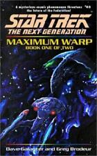 Maximum Warp Book One:  Dead Zone (Star Trek The Next Generation, No 62) Galant