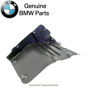 For BMW E60 525i 528i 535i E61 Front Passenger Right Lower Section Fender Liner