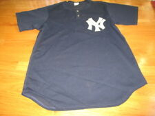 Vintage Wilson Label MICKEY MANTLE No 7 NEW YORK YANKEES (Size 48) Mesh Jersey