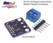 Gy 471 3a Range Current Sensor Professional Max471 Module For Arduino Us Seller