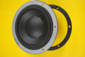 (1) Dynaudio 17w75 4ohm Woofer. Tested.  Sounds Great.  Replacement or Project.