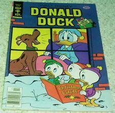 Walt Disney's Donald Duck 201, Vfnm (9.0) 1978 Christmas Cha Cha! 40% off Guide!